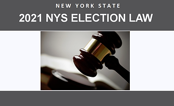 NYS Election Law