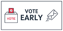 Vote Early Icon