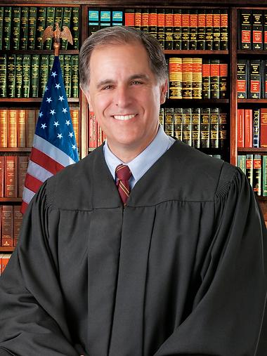 Judge Christopher Ciaccio