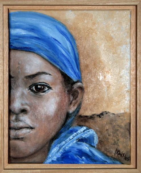 Hausa Mädchen