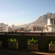 Front Deck towards Table Mountain