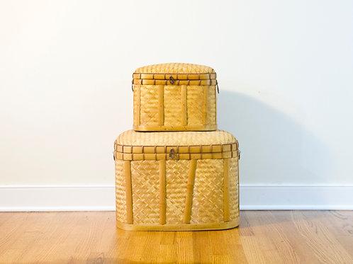Tasket Woven Trunks