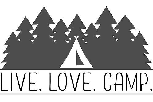 Live Love Camp PE