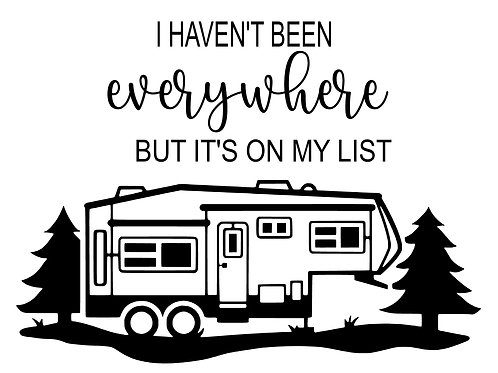 On My List Camper