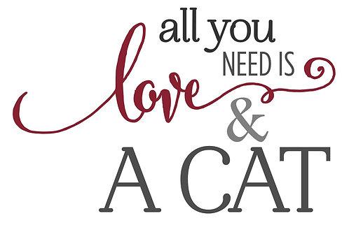 Love & A Cat