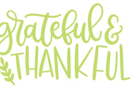 Grateful and Thankful MJ SS