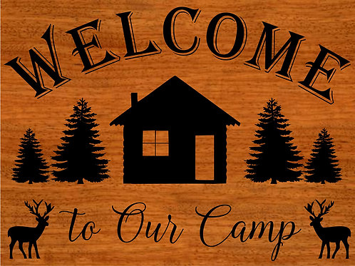 Welcome to our Camp 6/26/19