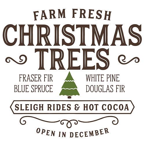 Farm Fresh Christmas Trees MBC