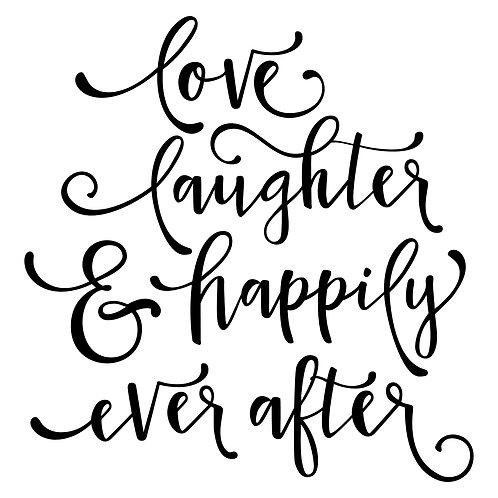 Love & Laughter Mini