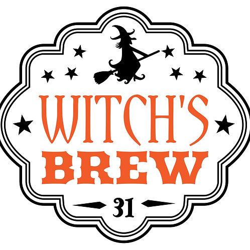 Witch's Brew 9/18/19