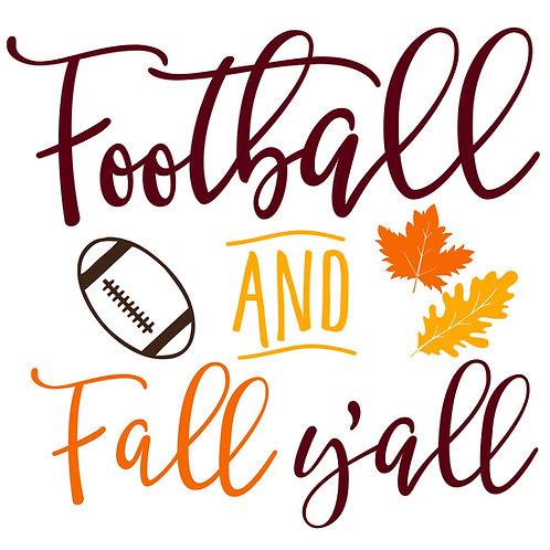 Football & Fall