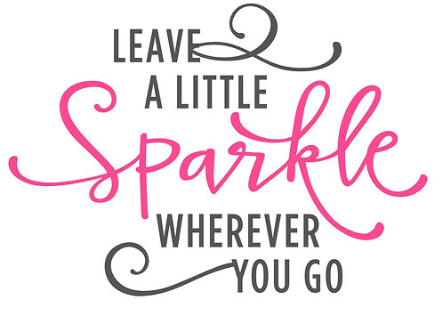 Leave a Little Sparke
