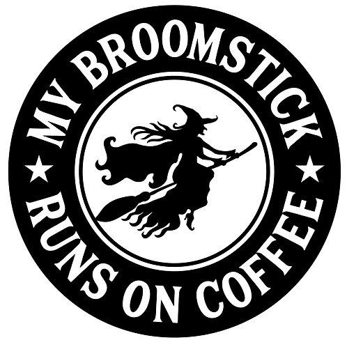 Broomstick Coffee 9/18/19