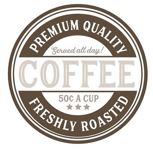 Premium Coffee NB