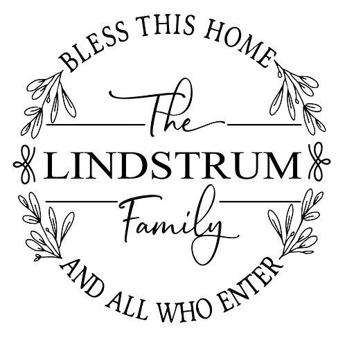 Lindstrum Custom Round