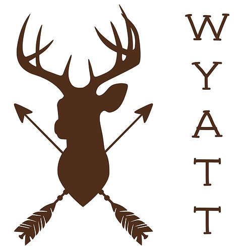 Abby's Custom Order for Wyatt