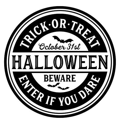 Halloween 9/18/19