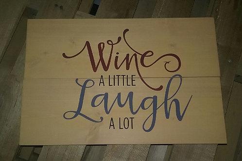 Wine a Little WTC
