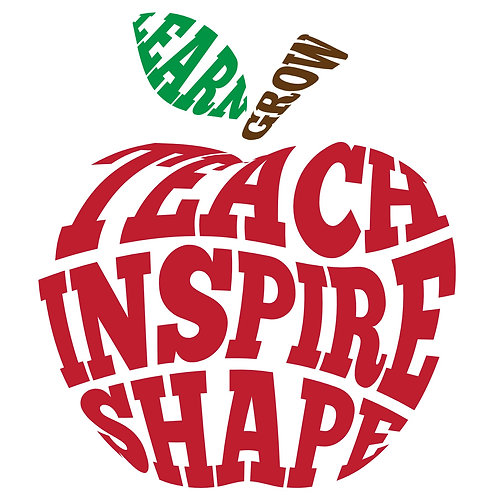 Teach Inspire Shape