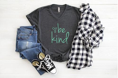 Be Kind V-Neck