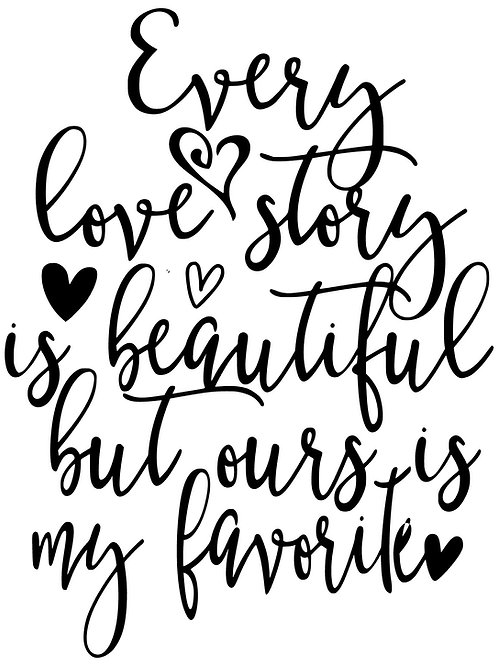 Every Love Story Single