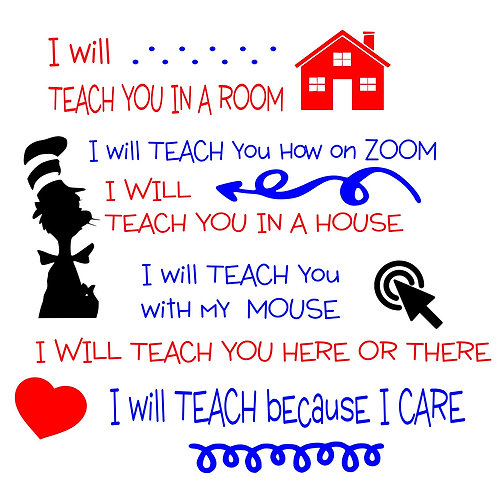 I will teach - Missy's THP