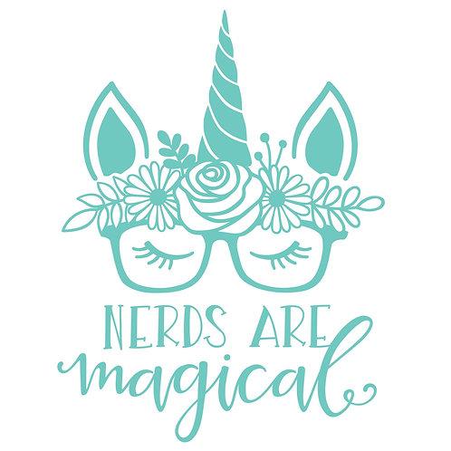 Nerds are Magical Mini