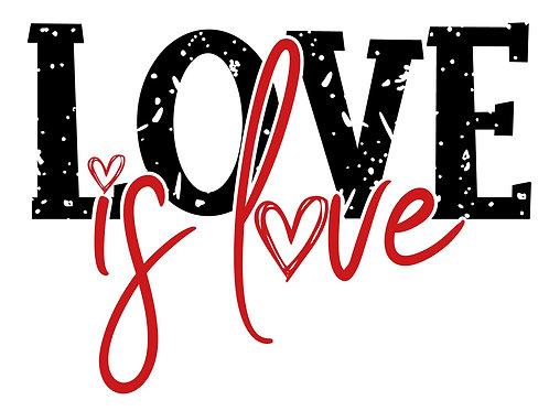 Love is Love Single