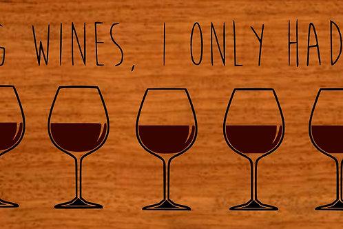 Dog Wines