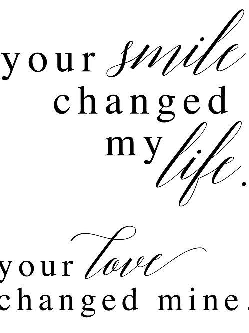 Smile Love Couple