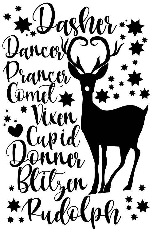 Reindeer Names MBC