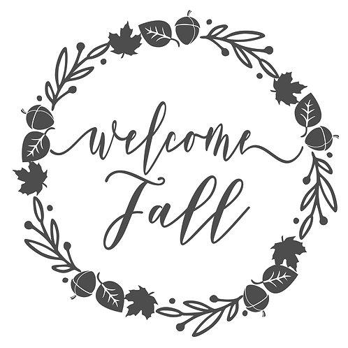 Welcome Fall