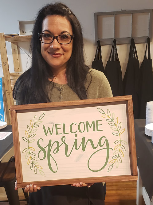 Welcome Spring Take Home Kit