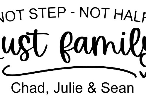 Julie's Custom Sign