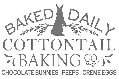 Baked Daily Cottontail MBC
