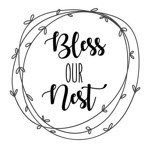 Bless Our Nest CM