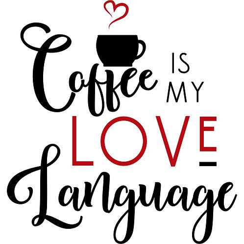 Coffee Love Language