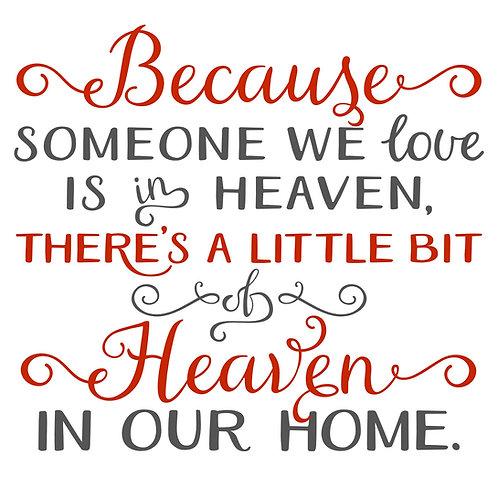 Heaven - Missy's THP
