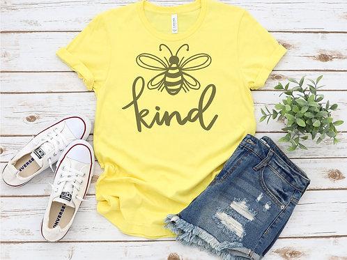 Bee Kind 2 Crew Tee