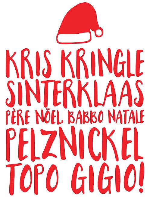Santa Claus Names