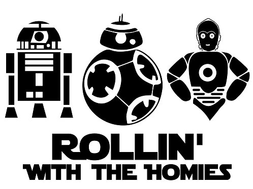 Rollin with the Homies