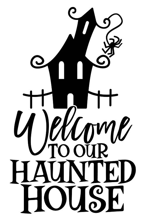 Welcome to our Haunted House