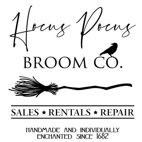 Hocus Pocus Broom Co.