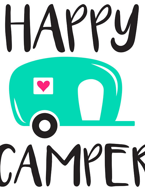 Happy Camper Mini