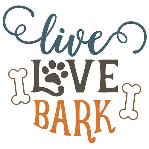 Live Love Bark Mini