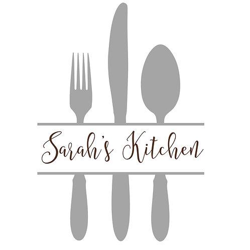 Personalized Kitchen NB
