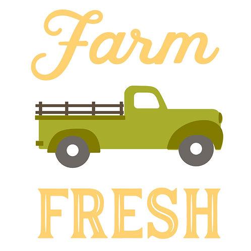 Farm Fresh Custom Take Home Kit