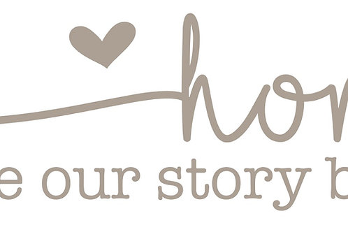 Where our Story Begins