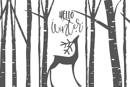 Hello Winter Take Home Kit