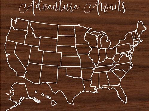USA Adventure Awaits 4/24/19